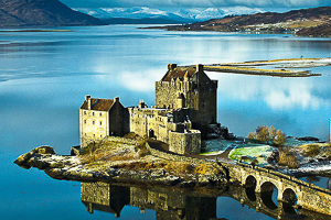 Image of Eilean Donan Castle, Scottish Highlands